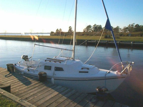 I Have Wanted A Sail Boat Since Was 14 Years Old Thirty Later At Age 44 Got My First Sailboat The West Wight Potter P 19